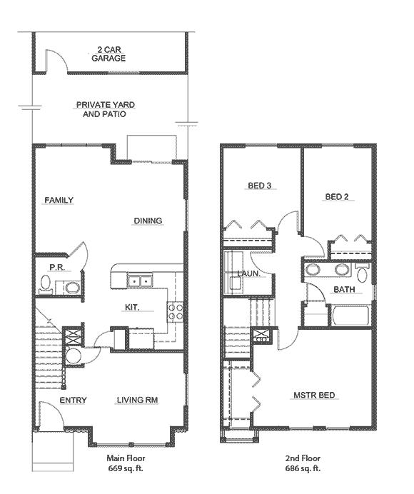 dixon Georgetown Development – How To Find Your Homes Floor Plan
